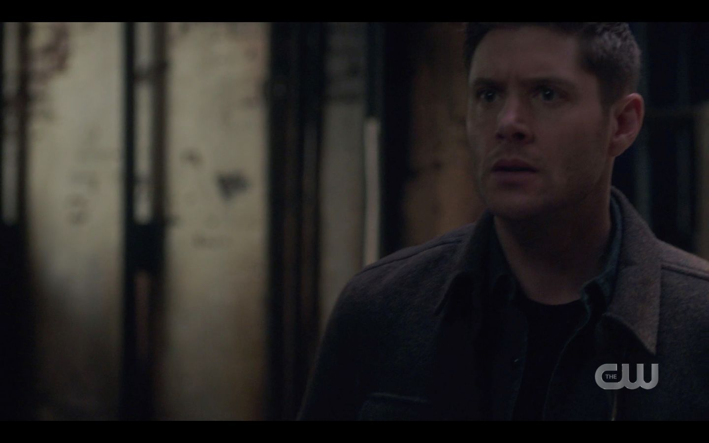 Dean Winchester yells to Sam its an ambush from Nick SPN 14.17