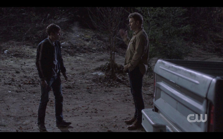 Lucifer thinks Jack killed Mary on purpose SPN 14.18