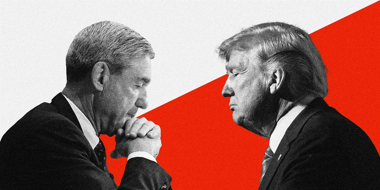 Mueller Report shows Donald Trump tried to take control of Russia probe 2019 images