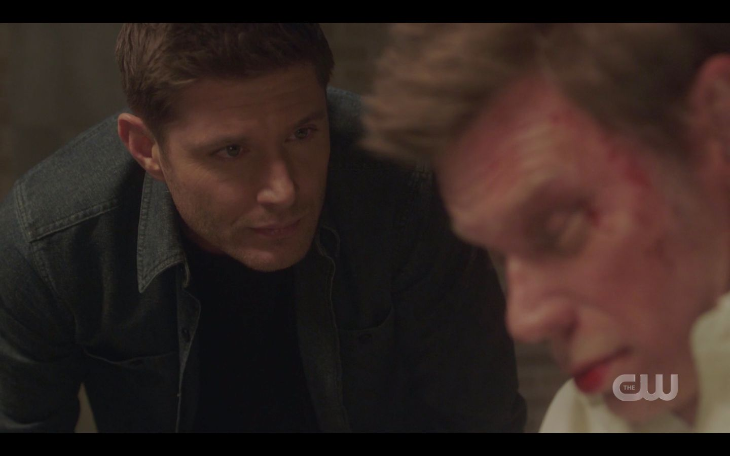 Nick to Dean Winchester were practically brothers SPN 14.17