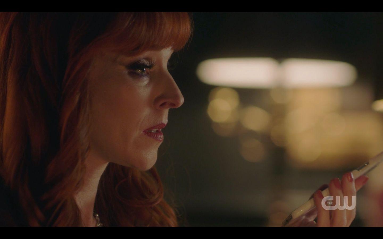 Rowena watches Dean Sam Winchester break down over Mary death SPN 14.18