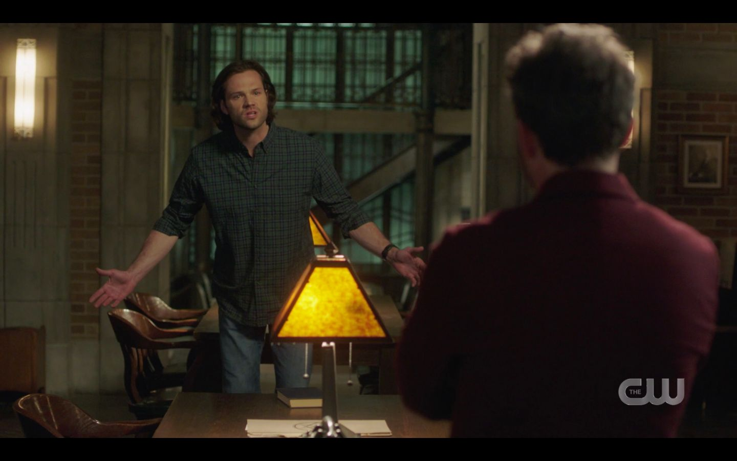 SPN 14.20 Chuck to Sam Winchester your my favorite show