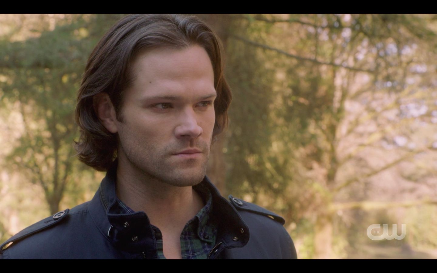SPN Jared Padalecki angry hot with Chuck SPN 14.20