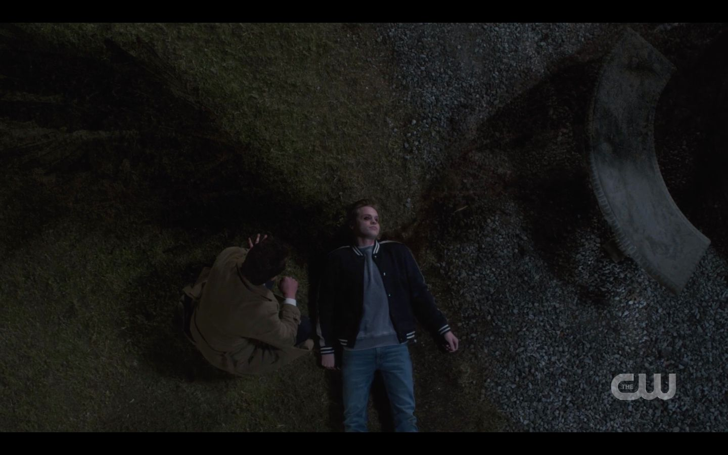 Sam Dean Winchester find Jack is dead SPN 14.20