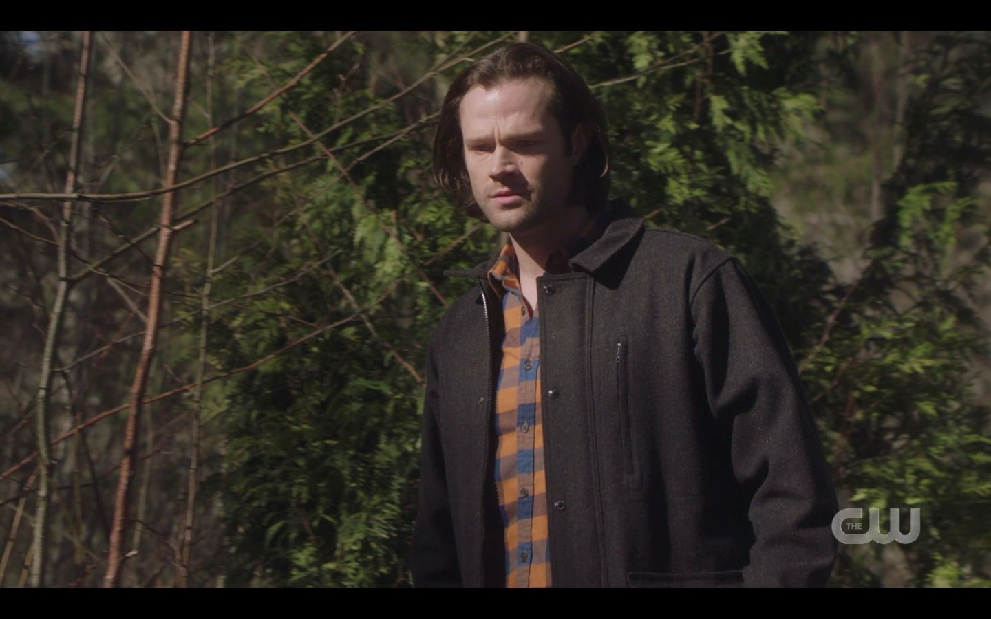 Sam Winchester realizes Mary is dead with Dean SPN 14.18