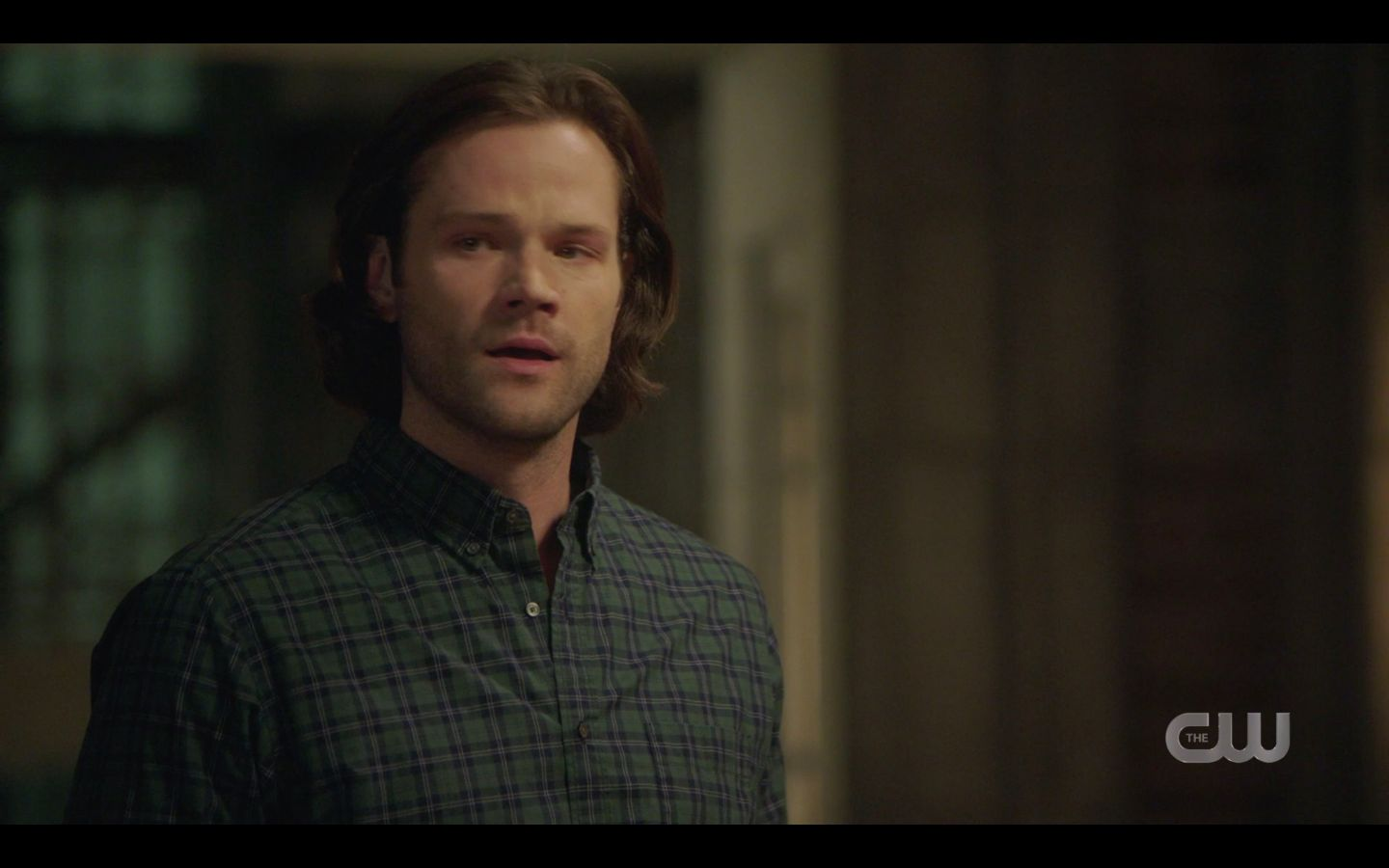 Sam Winchester to Chuck your scared of jack arent you SPN 1420