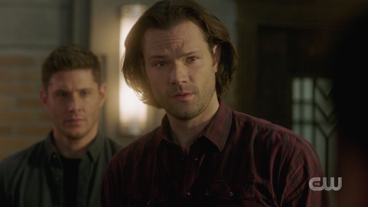 Sam Winchester to Jack we just wants things to be the way they were before SPN 14.19