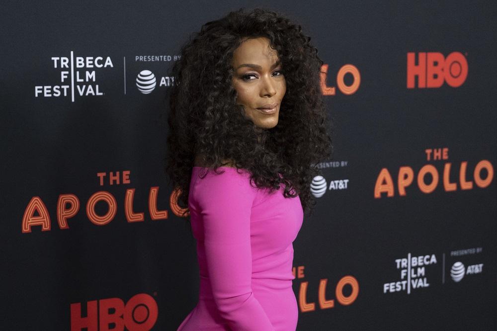 Angela Bassett at the 2019 Tribeca Film Festival.