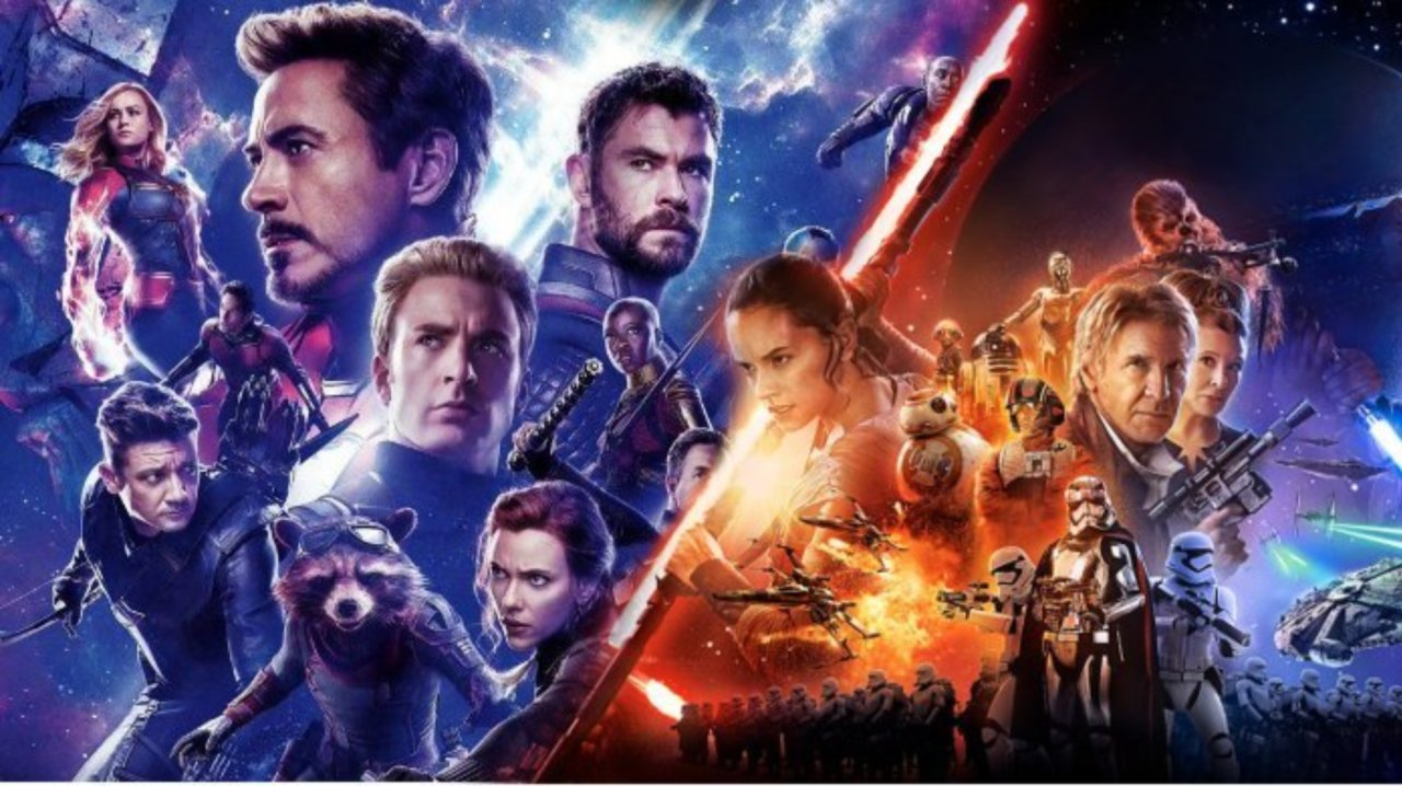 avengers endgame breaks star wars box office history