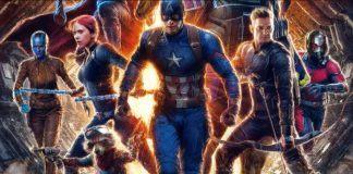 avengers endgame leaders images 2019