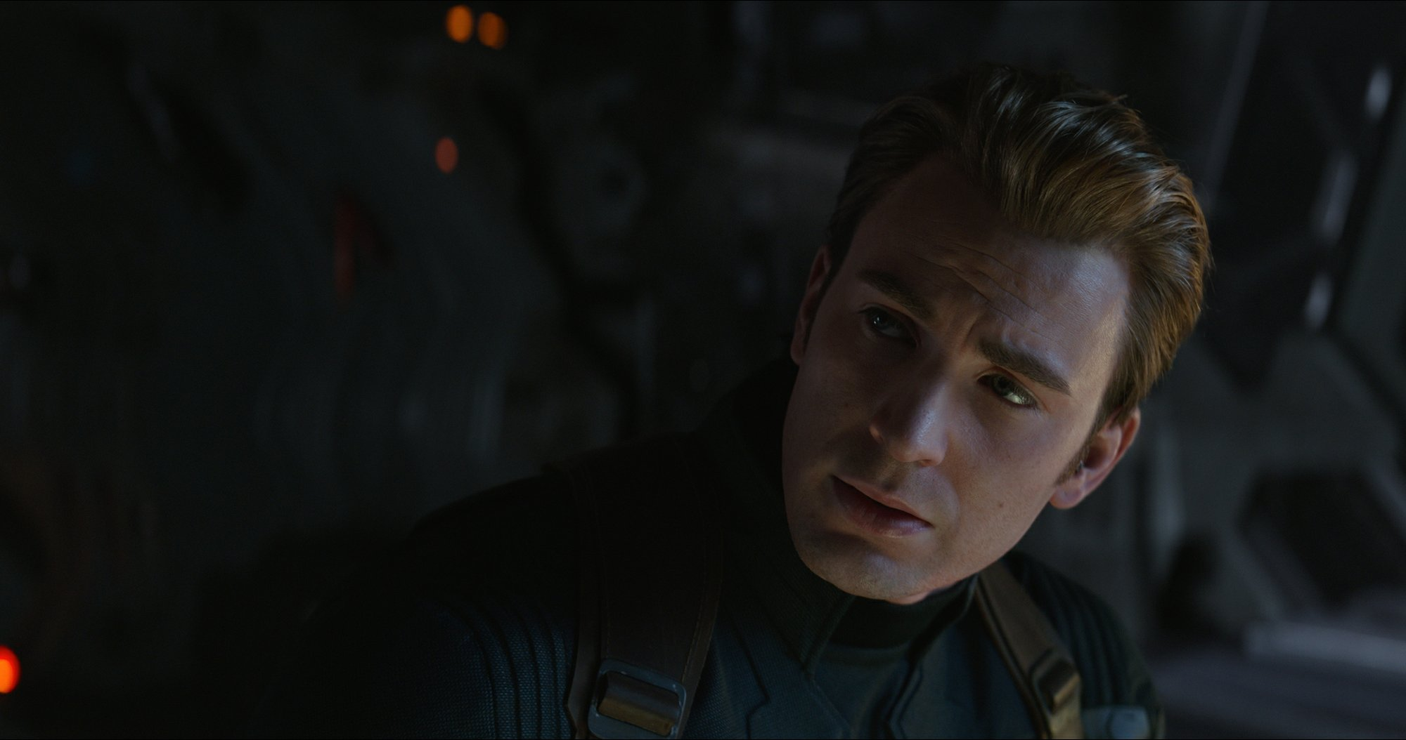 chris evans as captain america avengers endgame images