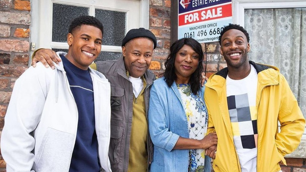Coronation Street has first black family story in 59 years.