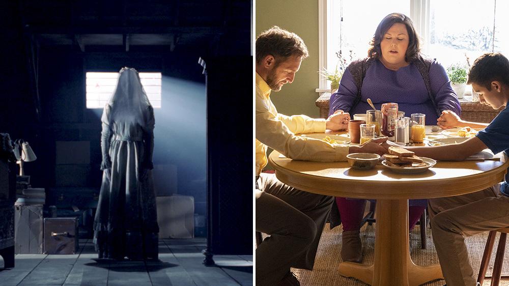 curse of la llorona with breakthrough open easter box office