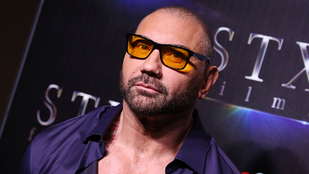 Dave Bautista says James Gunn firing was a bad idea for Guardians of the Galaxy.