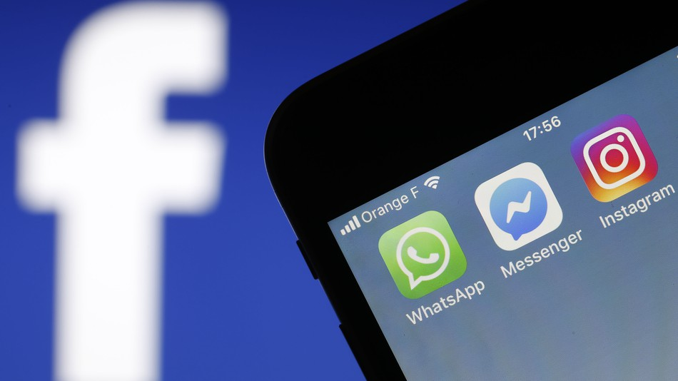 Facebook Instagram Whatsapp outage hits again.