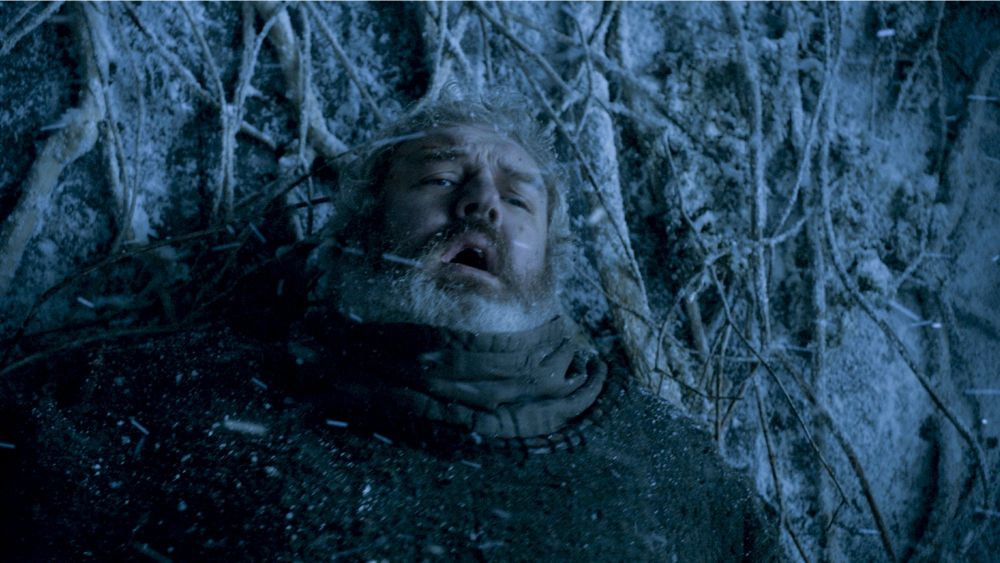 game of thrones hodor killed by winter beasts