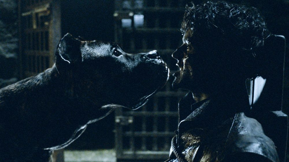 game of thrones ramsay bolton killed eaten by dog