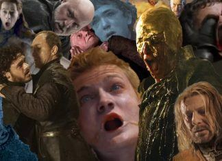 game of thrones stars death shots