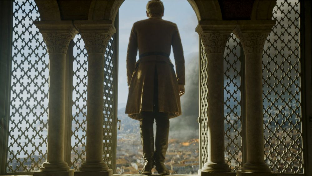 game of thrones tommen baratheon jumping to death scene 2019