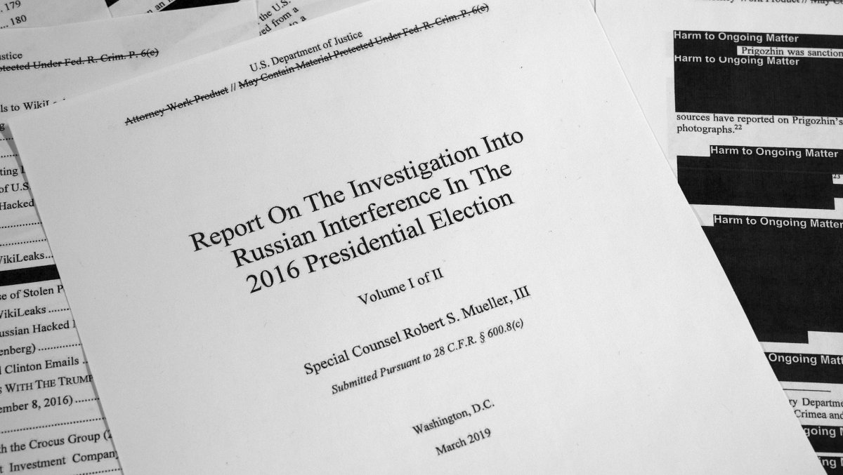 getting donald trumps mueller russia report facts right 2019 images