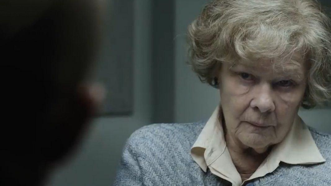 Judi Dench plays spy suspect in Red Joan unlike her M in 007 films.