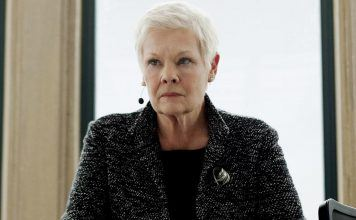judy dench from 007 to red joan a different type of spy 2019 images