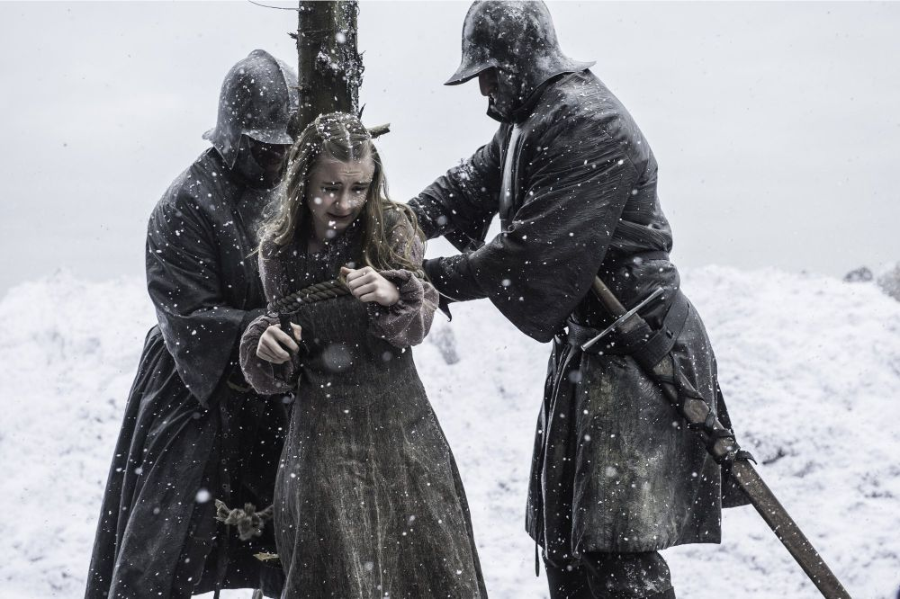 princess shireen baratheon game of thrones sacrificed for gods 2019