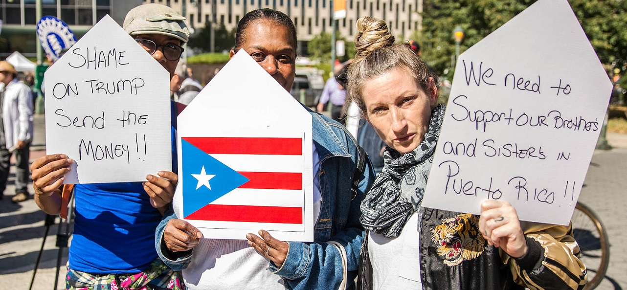 puerto rico disaster aid bill blocked by democrats 2019 images