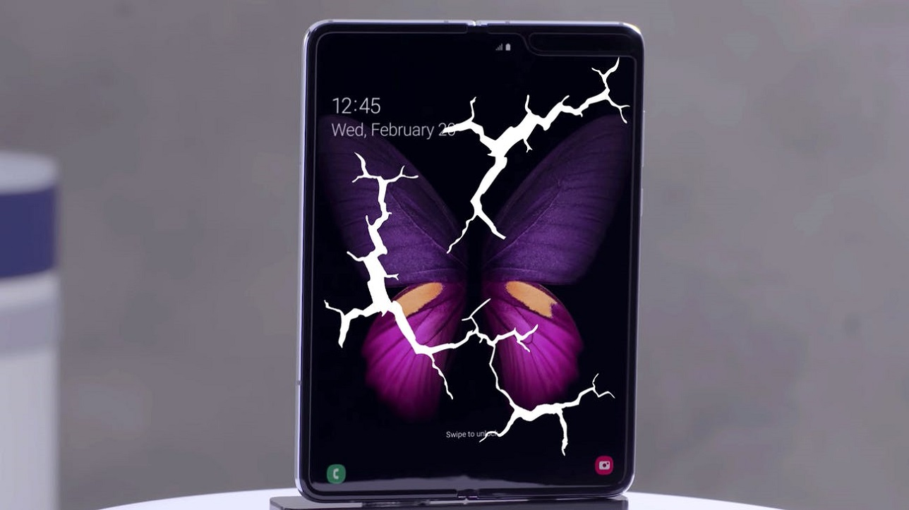 samsung galaxy fold breaks for some while amazon ends youtube fight 2019 images