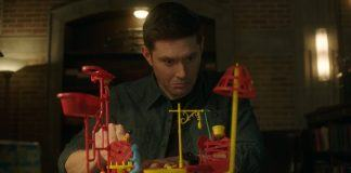 supernatural 14.17 gamenight winchesters caught up in mousetrap games 2019 images