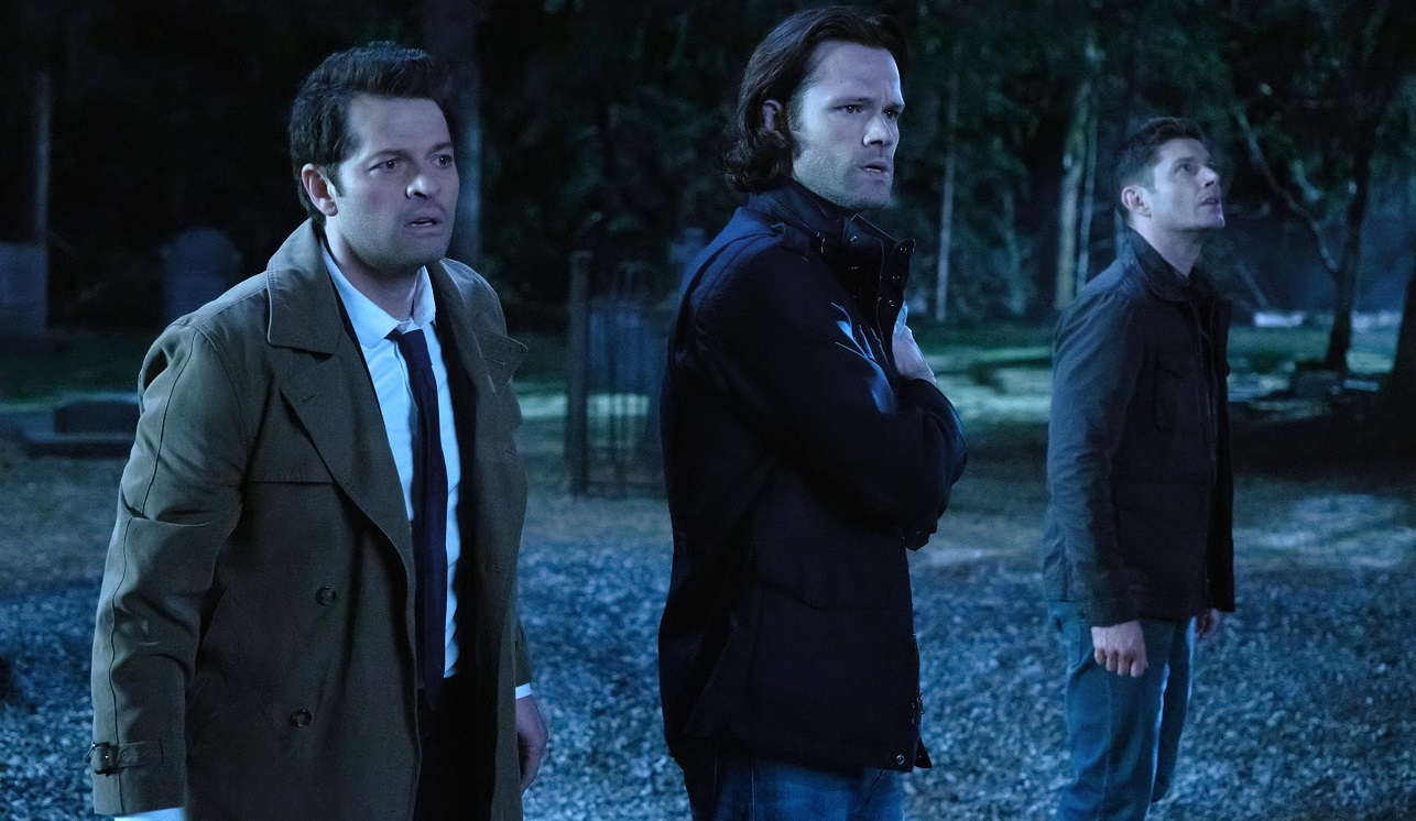 Supernatural 14 20 Upends It All In Its Last Season Finale Moriah