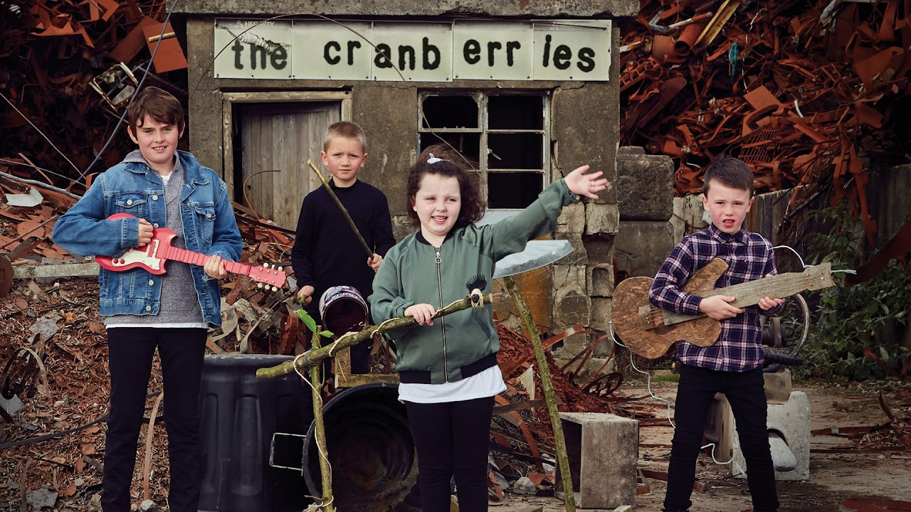 the cranberries in the end album cover art