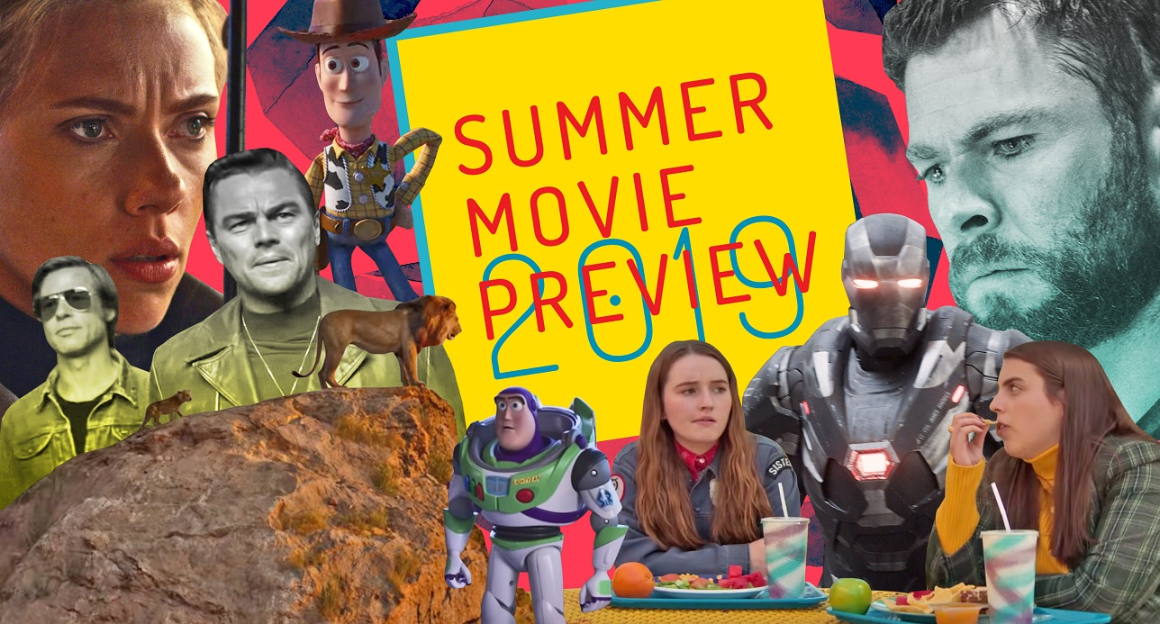 Summer Movies 2018 Posters: 2019 Hottest Best Bet Summer Movie Guide