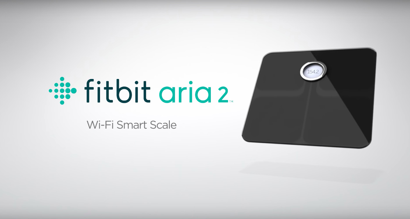 Aria 2 Scale by Fitbit smart scale 2019 hottest fitness products