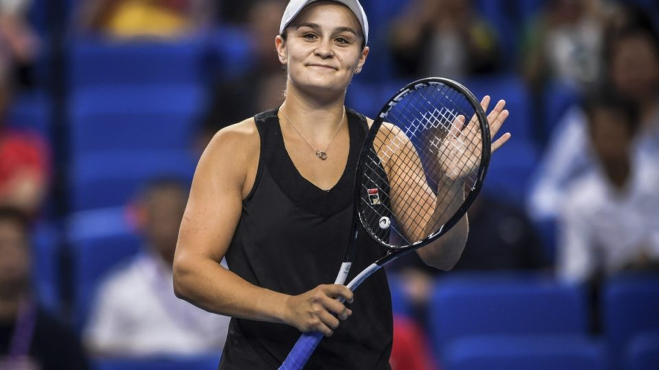 Ashleigh Barty injury withdrawal
