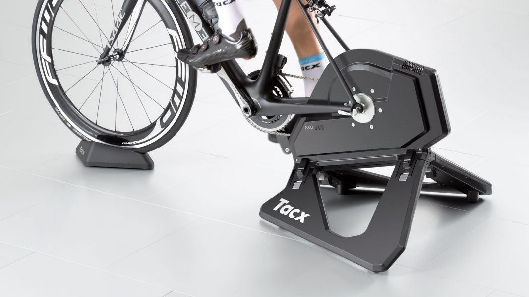 Neo Smart Turbo Trainer Bike by Tacx 2019 hottest fitness products