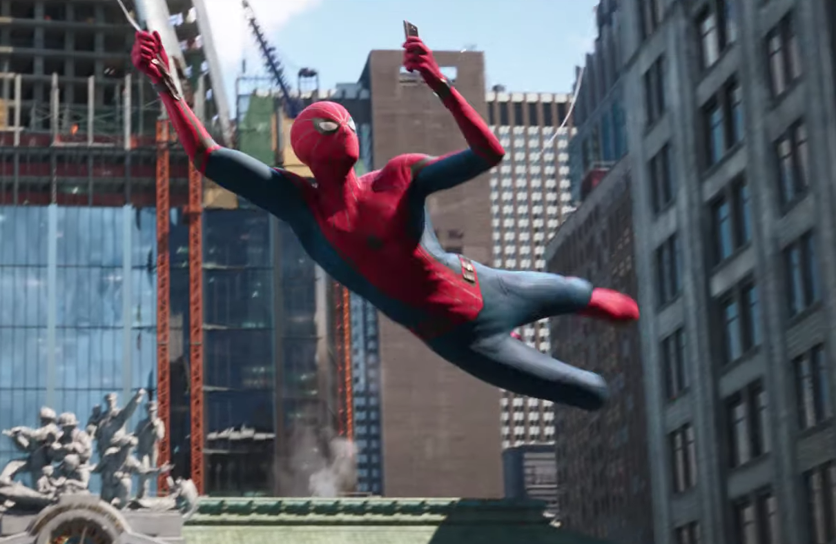 Spider-Man Far From Home movie images 2019