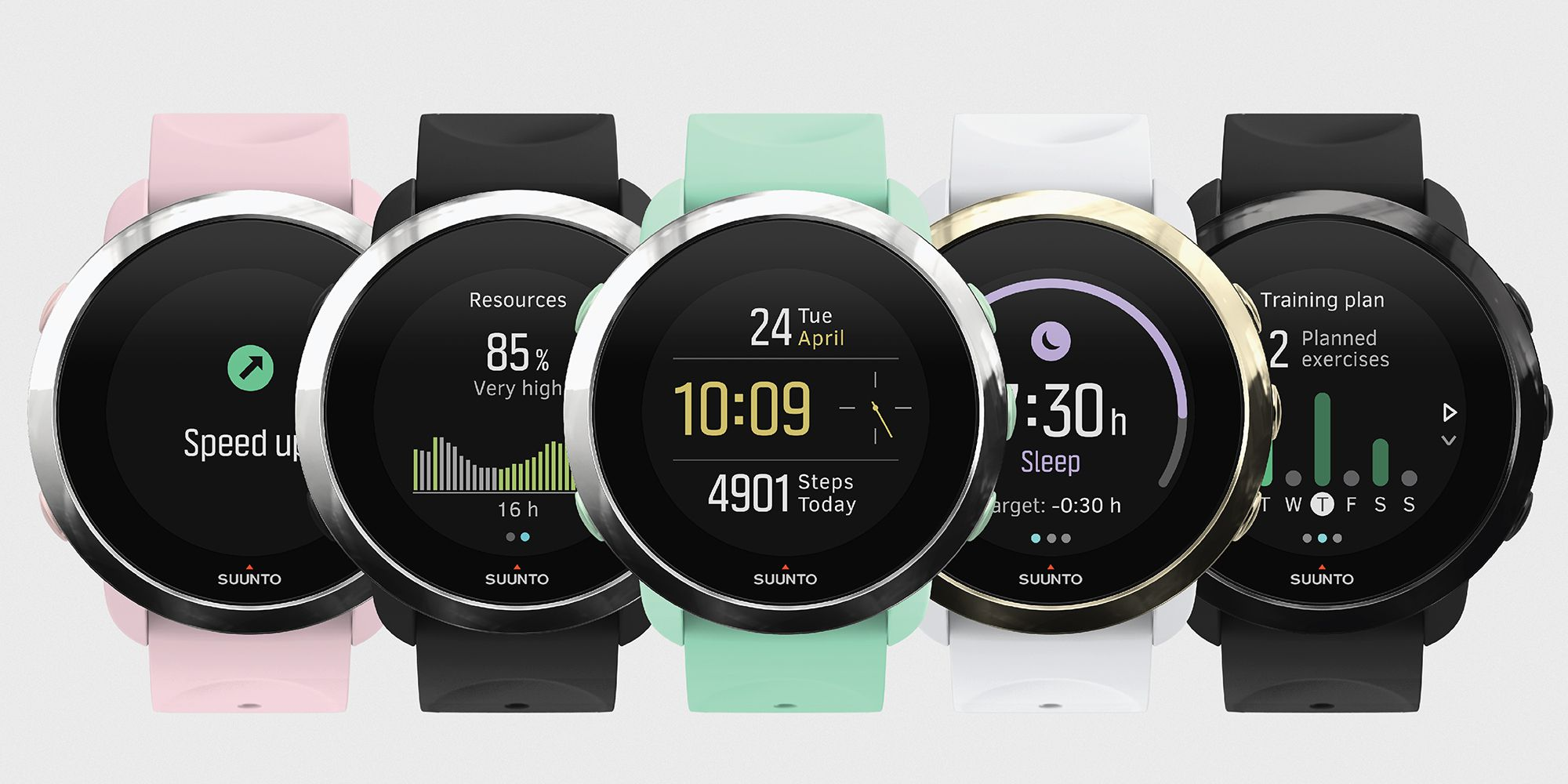 Suunto 3 Fitness Watch hottest 2019 products