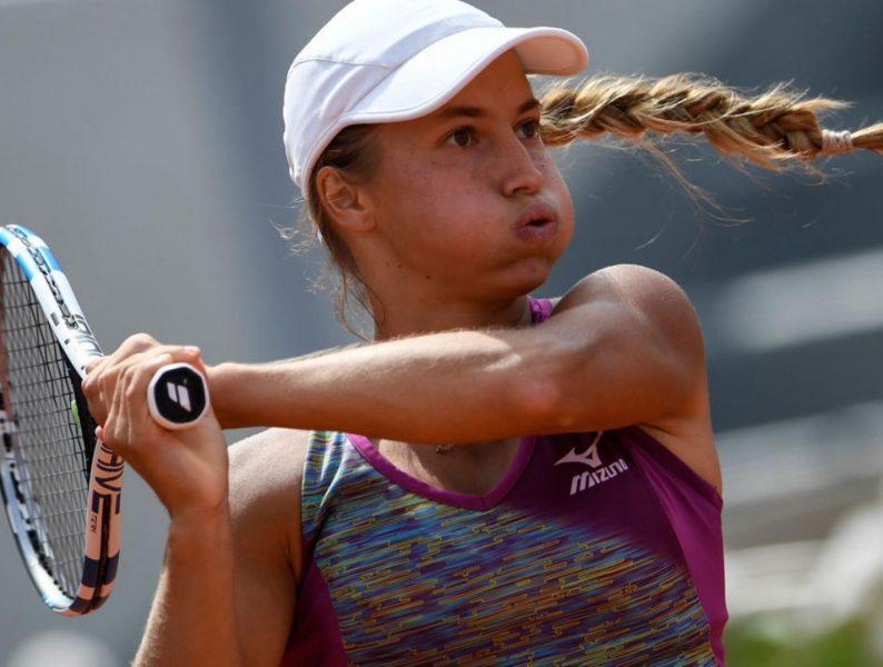 Yulia Putintseva beatws friedsam nuremberg cup 2019