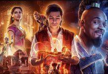 aladdin pushes john wick down at box office avengers 2019
