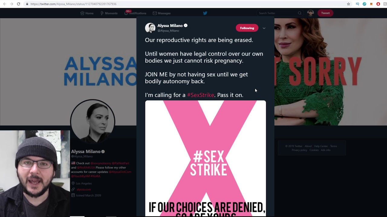 alyssa milano sex strike constane wu explains pras indicted 2019 images