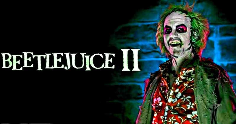 beetlejuice 2 trailer not real fake news