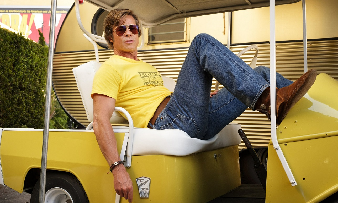 brad pitt once upon a time in hollywood premieres at cannes film festival 2019