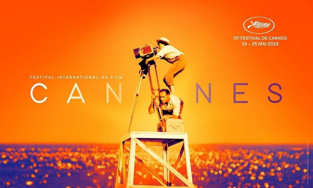 cannes film festival 2019 official poster ages varda shooting la pointe courte
