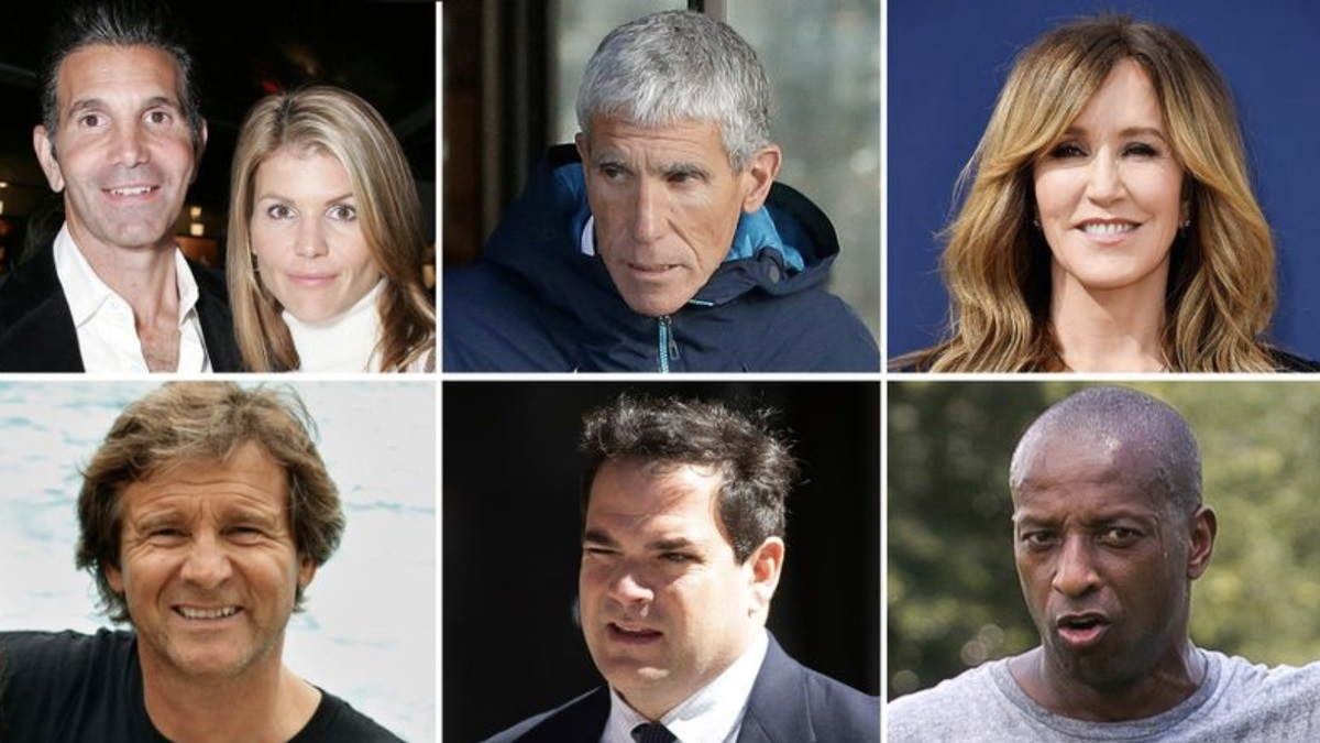 catching up with that college admissions scandal 2019 images