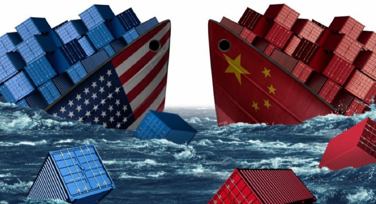 china raises stakes in us trade war dangling beijing 2019 images