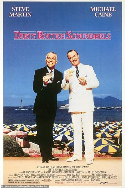dirty rotten scoundrals movie