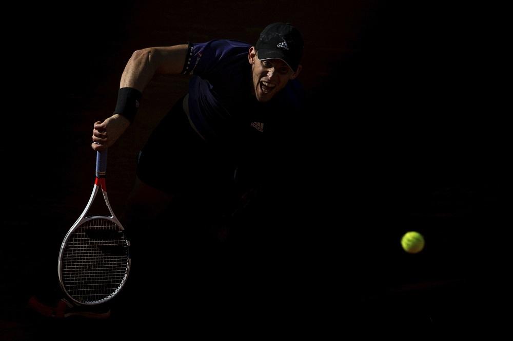 dominic thiem loses to novak djokovic madrid open 2019