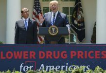donald trump promises lower drug prices for voters 2019