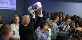 donald trump puerto rico beto orouke size fact checks 2019 images